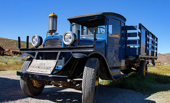 1927 Dodge Graham 1 by Chris Brannen