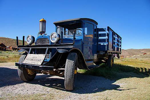 1927 Dodge Graham 2 by Chris Brannen