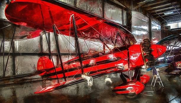 Thom Zehrfeld - 1928 Waco Biplane