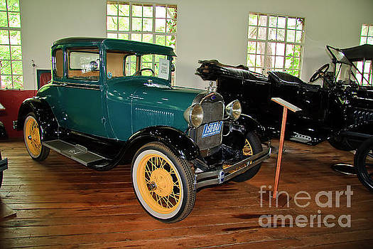 Jill Lang - 1929 Ford Model A