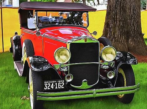 Thom Zehrfeld - 1929 Graham - Paige 612