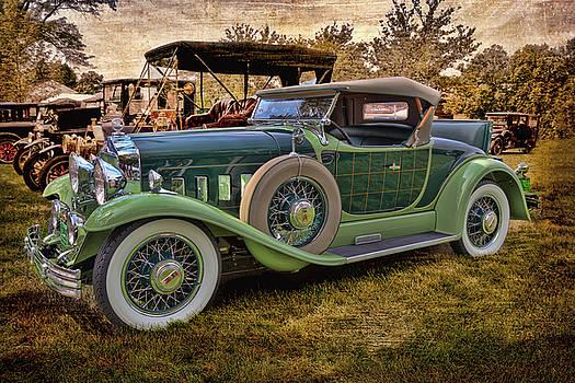 Susan Rissi Tregoning - 1929 Willys Knight Plaidside Roadster