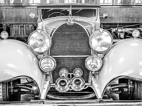 1930 Bugatti Royale by Stephanie Maatta Smith