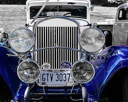 1930 Chryaler 70 Coupe by Jack R Perry