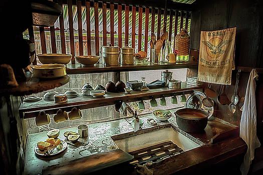 Susan Rissi Tregoning - 1930s Japanese Farmhouse Sink