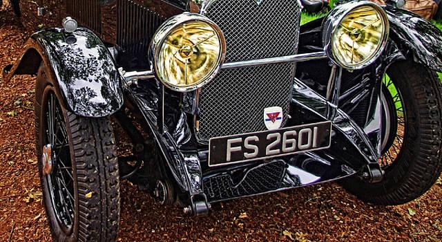 Thom Zehrfeld - 1931-32 Alvis Automobile