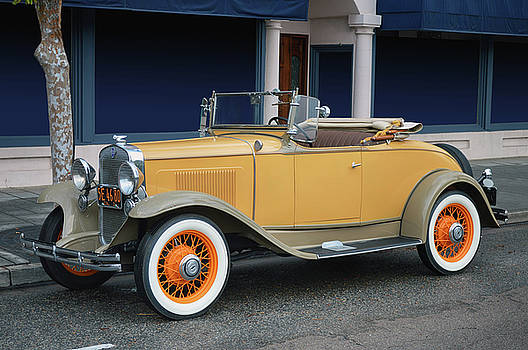 1931 Chevrolet Cabriolet by Bill Dutting