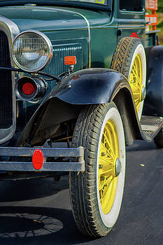 1931 Ford by Guy Whiteley