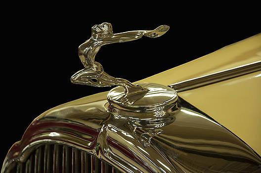Chris Flees - 1932 Buick flying lady hood ornament