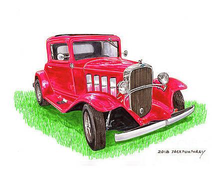 Jack Pumphrey - 1932 Chevrolet Restro Rod