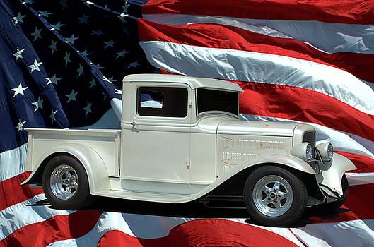 Tim McCullough - 1932 Ford Pickup