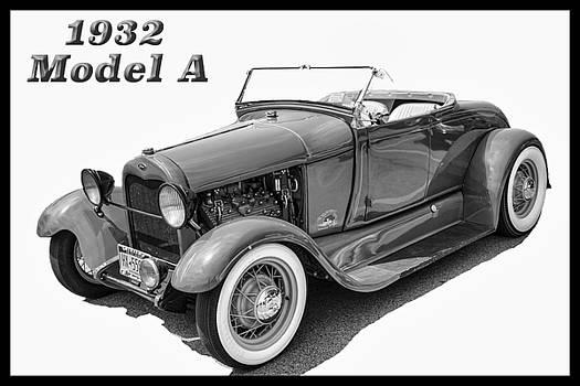 1932 Model A by Jim Markiewicz