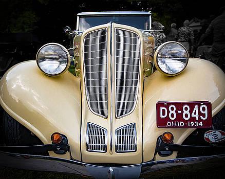 1934 Auburn 652Y by Jack R Perry