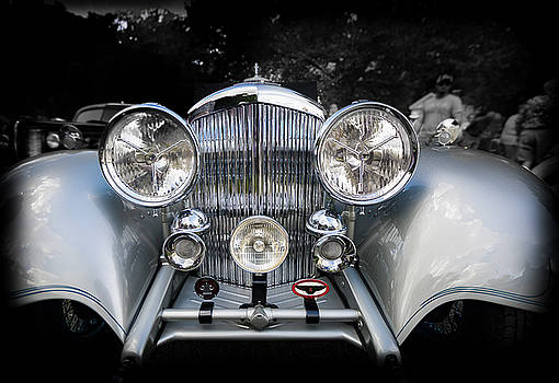 1934 Bentley Drop Head Coupe by Jack R Perry