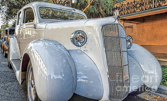 1935 Plymouth Coupe - Series 1 of 3 by Mary Lou Chmura