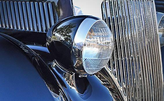 Gwyn Newcombe - 1936 Ford 2DR Sedan