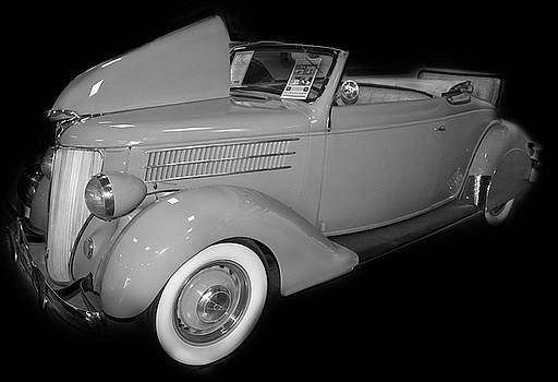 Tim Mulina - 1936 Ford Rumble Seat Cabriolet