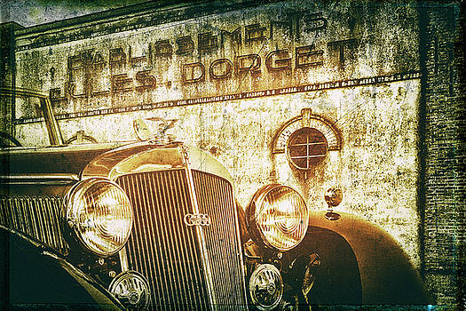 2bhappy4ever - 1936 Horch 830 BL Convertible at Etablissement Jules Dorget