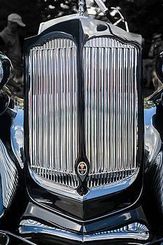 1936 Packard Twelve Tailback Speedster by Jack R Perry