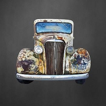 Joe Duket - 1937 Chevy Pickup
