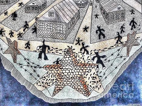 1937 Prison by Yury Bashkin