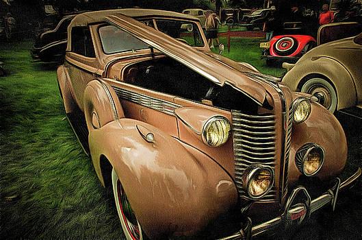 Thom Zehrfeld - 1938 Buick Special Convertible