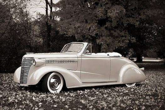 1938 Chevrolet Convertible by Dick Pratt