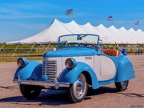 1939 Bantam Roadster by Ken Morris