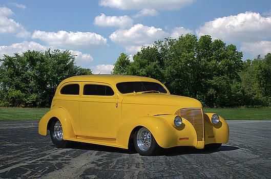 Tim McCullough - 1939 Chevrolet Sedan