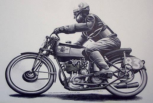 1939 Excelsior by Harry Miller