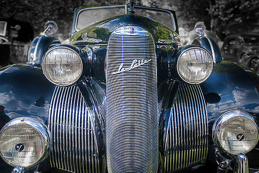 1939  LaSalle Covertable Sedan by Jack R Perry