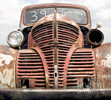 1939 Plymouth by Glennis Siverson