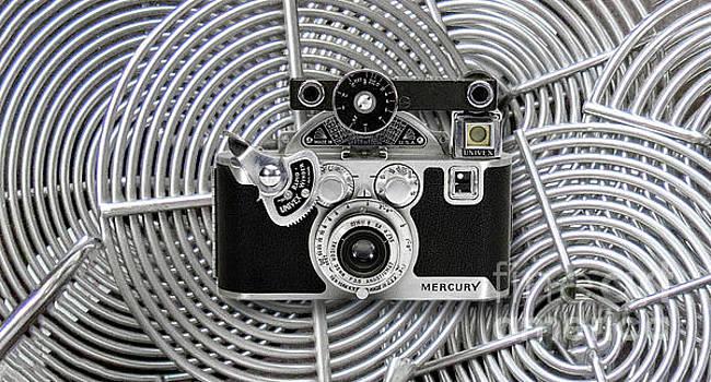 1939 Univex Mercury Camera by Chuck Brittenham