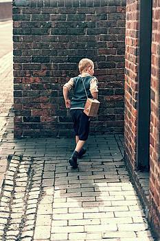 1940s Boy  by Lee Avison