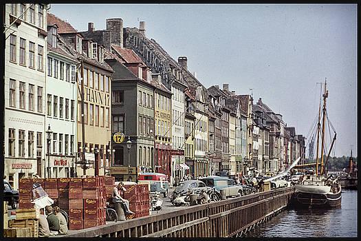 1940s Copenhagen  by Eric Bjerke Sr