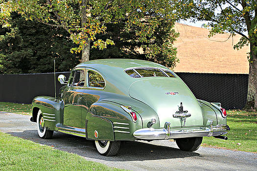1941 Cadillac Coupe by Steve Natale