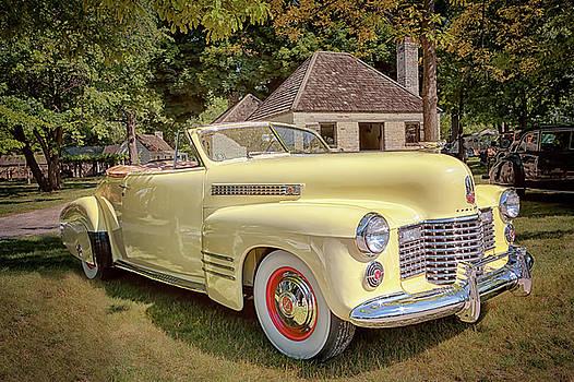 Susan Rissi Tregoning - 1941 Cadillac Series 62 Convertible Coupe