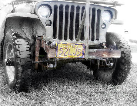 1942 Willys MB  by Steven Digman