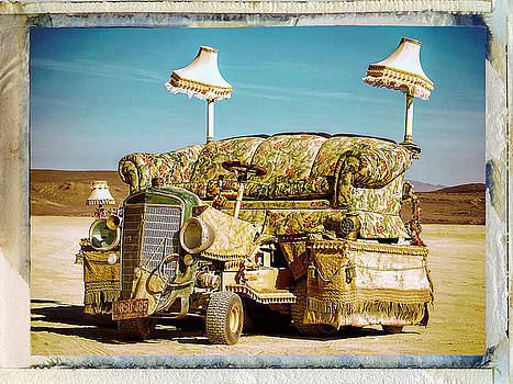 1944 Sofa Spud Special by Dominic Piperata