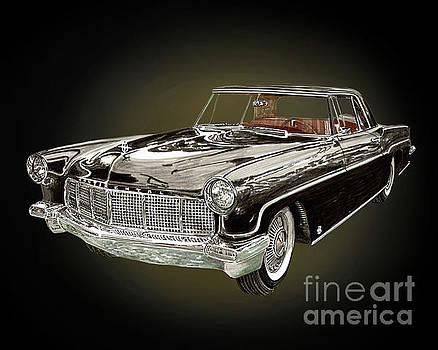 Jack Pumphrey - 1956 Continental M K I I