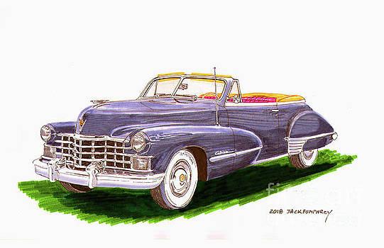 Jack Pumphrey - 1947 Cadillac Series 62 Convertible