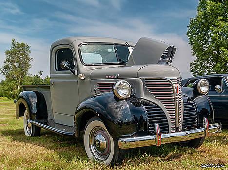 1947 Doge Fargo pickup truck by Ken Morris