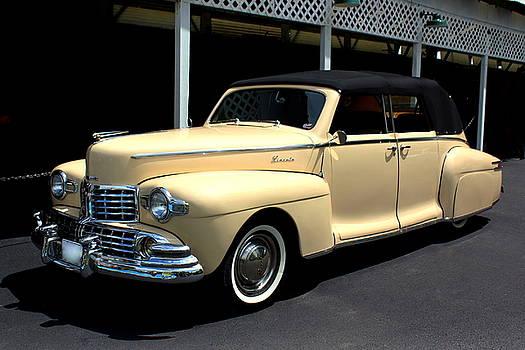 Rosanne Jordan - 1947 Lincoln Zephyr