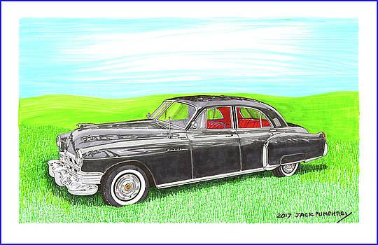 Jack Pumphrey - 1948 Cadillac Series 62 Fleetwood Sedan
