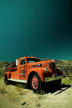 1948 Maxim fire-truck by Emilio Lovisa