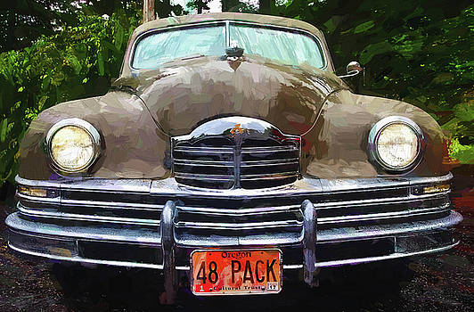 Thom Zehrfeld - 1948 Packard Super 8 Touring Sedan