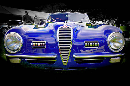 1949 Alfa Romeo 6C25 SWB Cabriolet 6C25 SWB Cabriolet by Jack R Perry