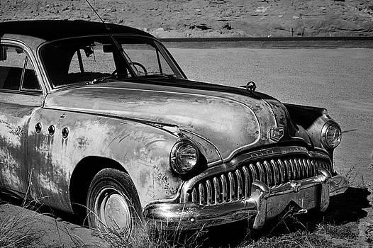 David Gordon - 1949 Buick Eight Super I BW