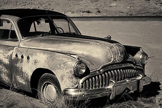 David Gordon - 1949 Buick Eight Super I Toned