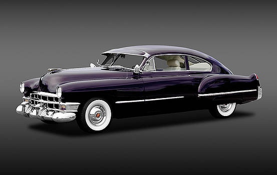 1949 Cadillac Two Door Sedan  -  1949caddy2doorsedanfa172173 by Frank J Benz